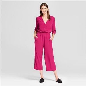 Mossimo for Target Pink Jumpsuit Romper